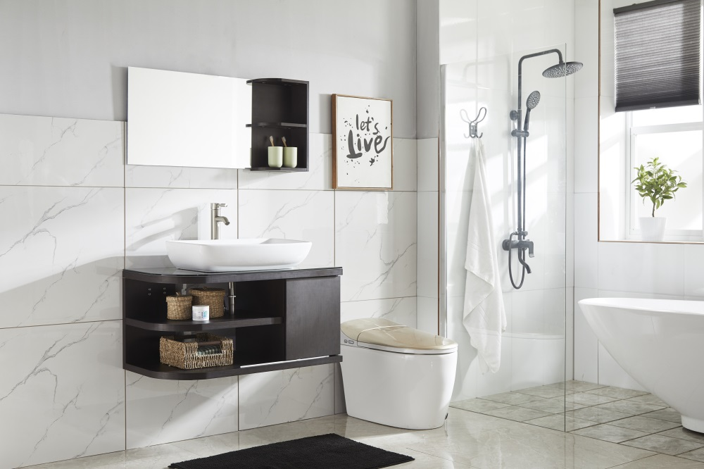 Three major considerations for bathroom decoration