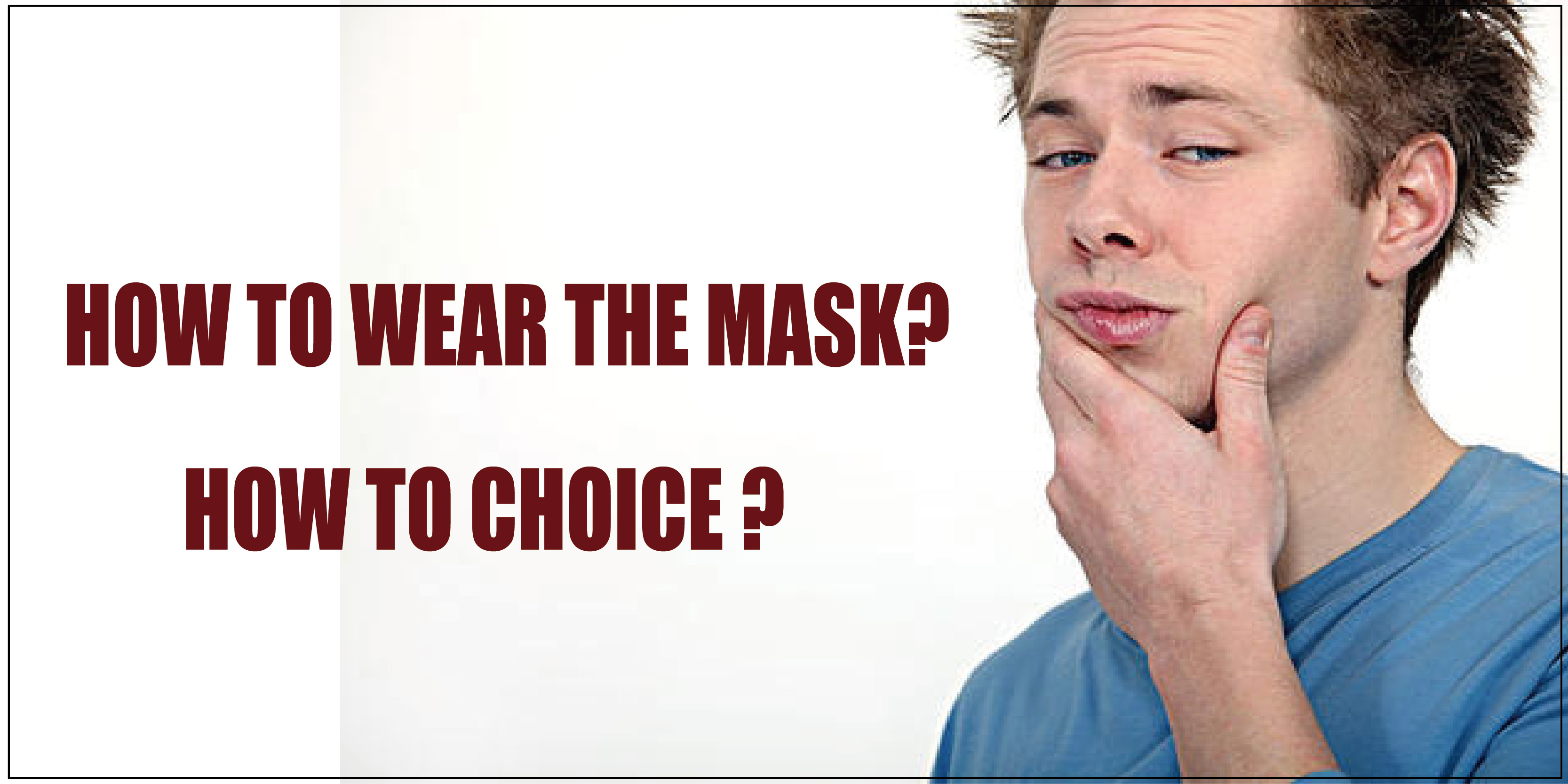 The Right Way To Wear Mask Have Powerful Protection!