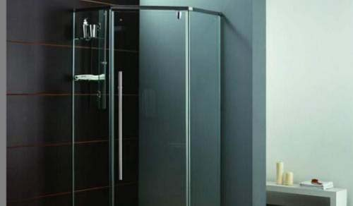 Common faults and maintenance of shower doors